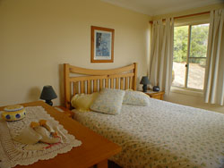Self contained cottages with full kitchen facilities